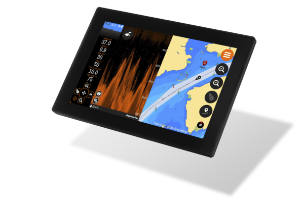 Raymarine fishfinder added to Q navigation system