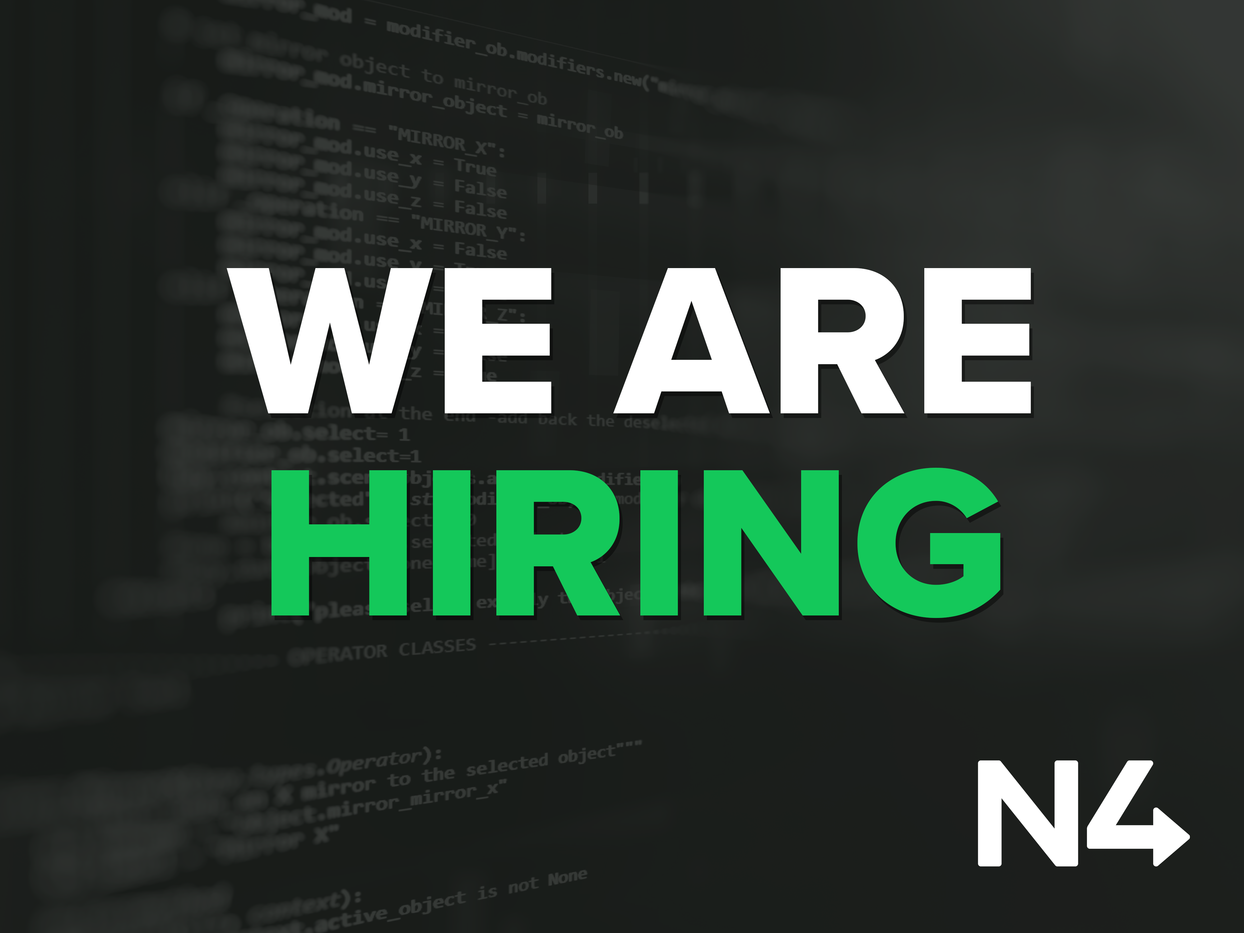 Looking for mobile and embedded software developers