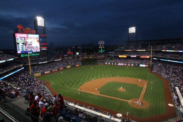 PHILADELPHIA - SEPTEMBER 21:  of the Philadelphia Phillies during a game against the Washington Nationals at Citizens Bank Park on September 21, 2011 in Philadelphia, Pennsylvania. (Photo by Hunter Martin/Getty Images) *** Local Caption ***