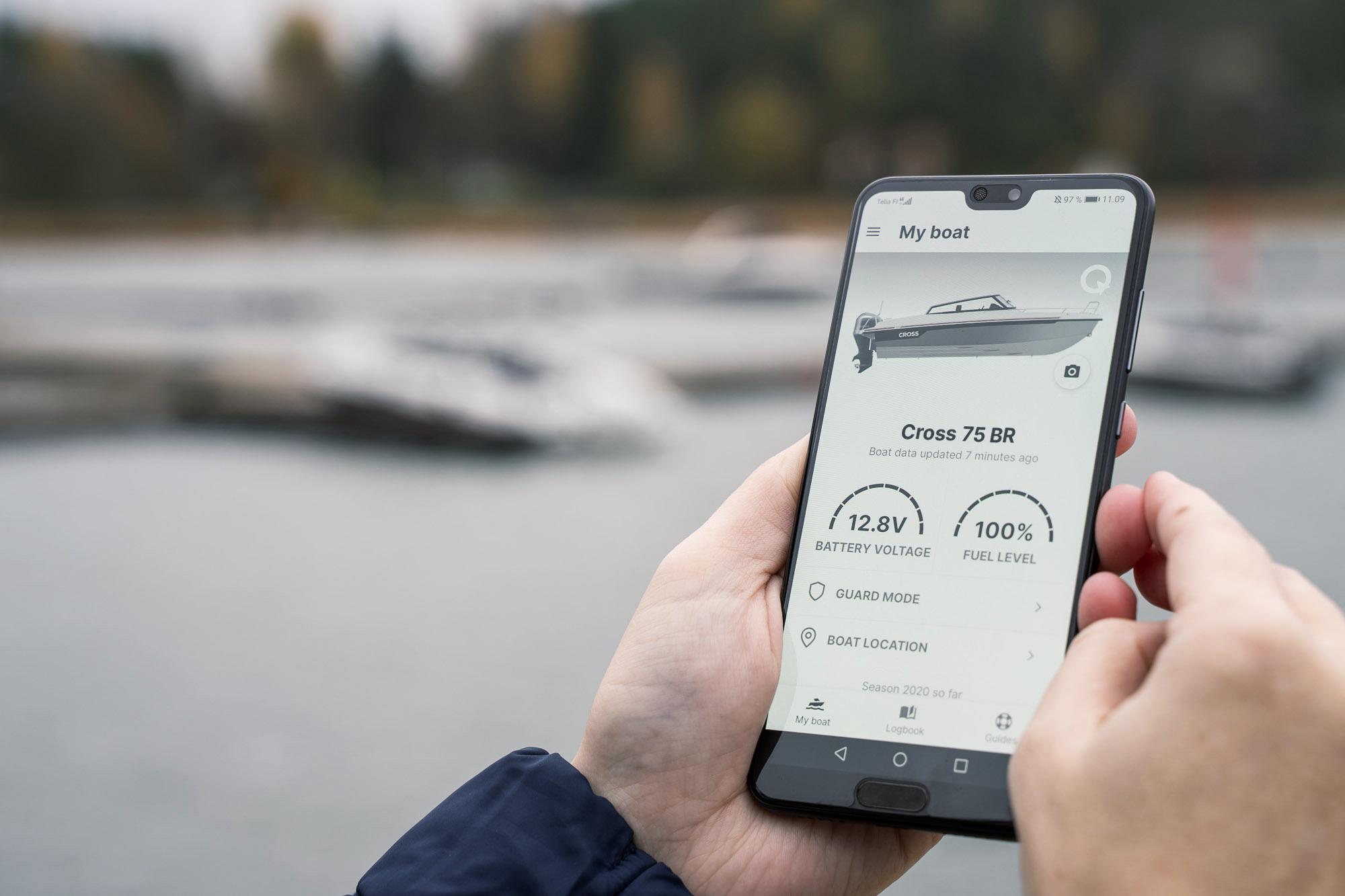 Kaikki irti tuotteestasi Nextfourin mobiili<br>kehityksen avulla